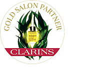 Clarins Gold Salon logo